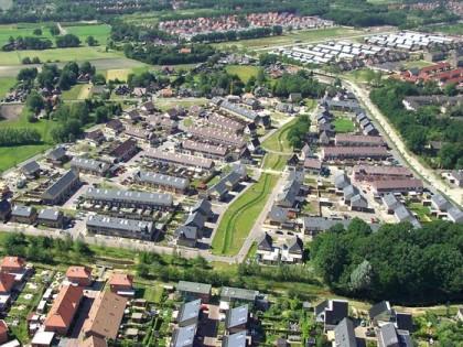 Ontwikkeling 4500 woningen + voorzieningen op vinexlocatie De Eschmarke